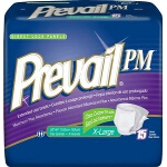 Prevail PM Briefs, Adult Diapers Large Fits 45