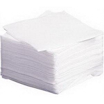 Disposable Washcloths, Personal Care Wipes, 12-1/2