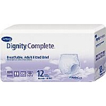 Dignity Complete Breathable Adult Fitted Briefs, Diapers 63