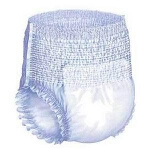DryTime Youth Protective Underwear, Pull Up Diapers 20