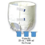 Tranquility Select Briefs, Adult Diapers Extra-Large, 59